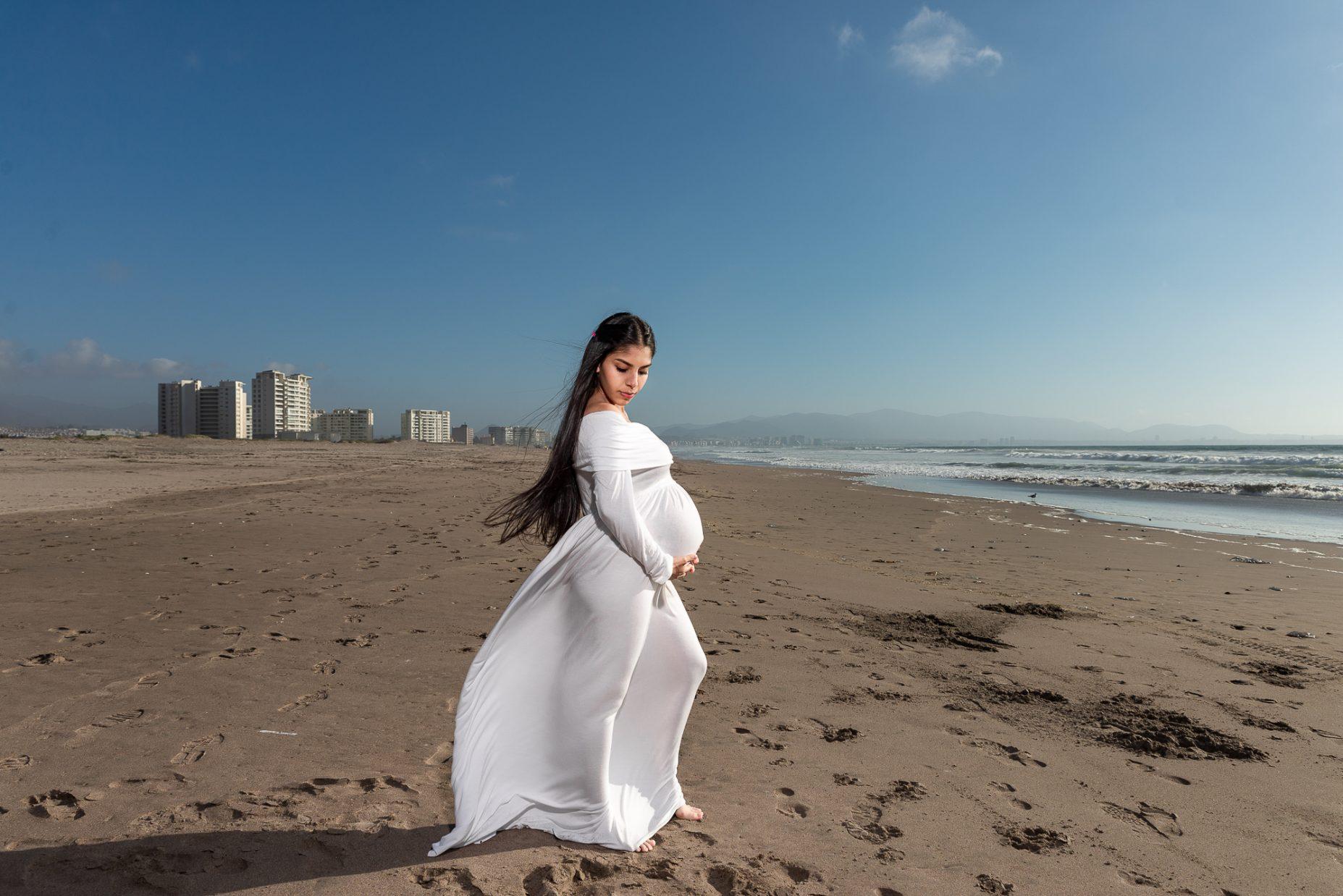 Sesión maternal Camila